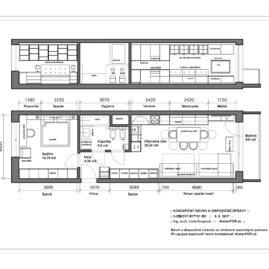 Koncepčný návrh + Zariadenie IKEA