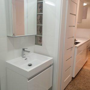 Kúpeľňa umývadlo