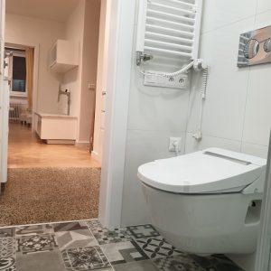 Kúpeľňa WC