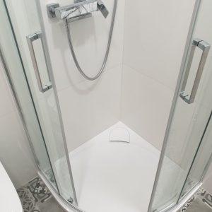 Kúpeľňa sprcha